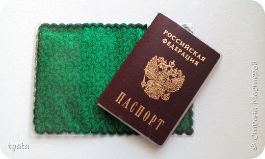Мои рукоделочки. Обложки для паспорта с вышивкой крестиком и бисером фото 4