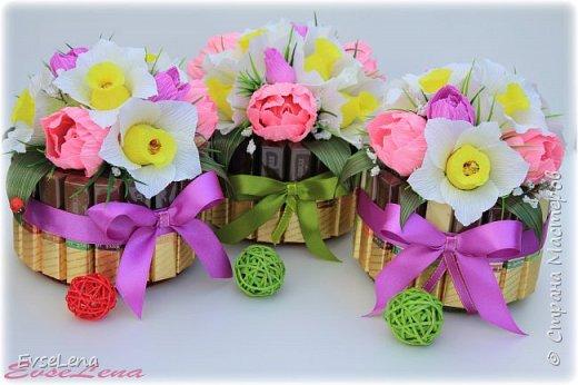 Девочки! Дорогие мои, красавицы-рукодельницы! С наступающим вас!!! Желаю каждой из вас нескончаемого счастья, любви!  Пусть каждый день будет наполнен только положительными эмоциями,  новыми  впечатлениями и яркими открытиями!  Снова начинается весна! Календарь улыбками расцвечен. Мартовская почта принесла  Поздравленья для любимых женщин. Автор Петр Давыдов фото 2