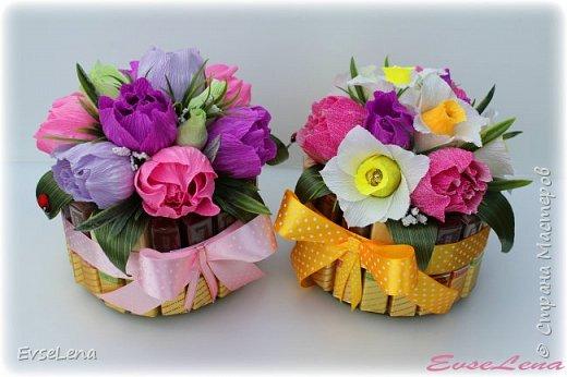 Девочки! Дорогие мои, красавицы-рукодельницы! С наступающим вас!!! Желаю каждой из вас нескончаемого счастья, любви!  Пусть каждый день будет наполнен только положительными эмоциями,  новыми  впечатлениями и яркими открытиями!  Снова начинается весна! Календарь улыбками расцвечен. Мартовская почта принесла  Поздравленья для любимых женщин. Автор Петр Давыдов фото 5