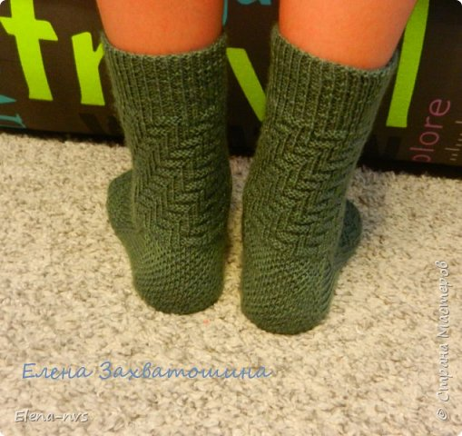 Носочки мужские дизайнерские Escalator Socks by Sara Amoroso   фото 3