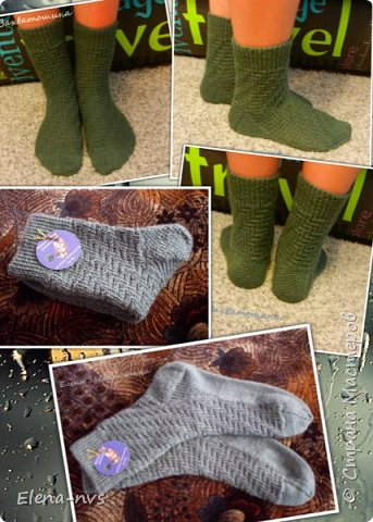 Носочки мужские дизайнерские Escalator Socks by Sara Amoroso   фото 6
