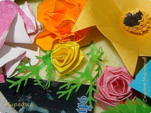 Утопающий в цветах. фото 27