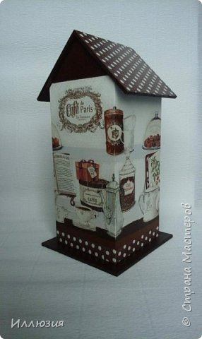 Домики для чайных пакетиков фото 2