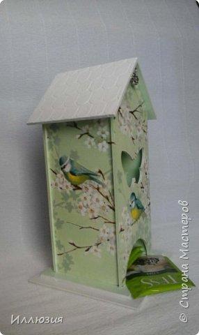 Домики для чайных пакетиков фото 3