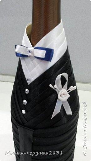 Поступил заказ на классическую свадьбу в черно-белых тонах.  фото 5