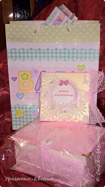 Попросили сделать мамины сокровища для дочки батюшки и что бы с ангелочками:) фото 13