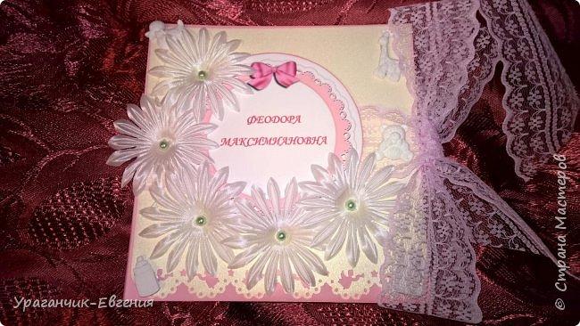 Попросили сделать мамины сокровища для дочки батюшки и что бы с ангелочками:) фото 15