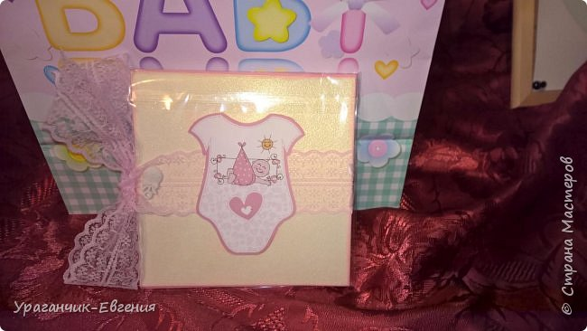 Попросили сделать мамины сокровища для дочки батюшки и что бы с ангелочками:) фото 14