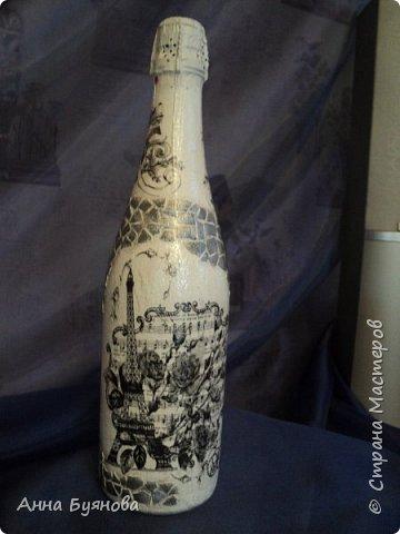 Бутылка по мотивам  шаманских легенд в картинах Сьюзен Седдон Булет. Подарок мужу. фото 7