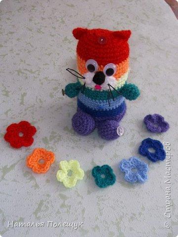 Котенок Радужка фото 2