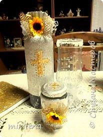 Свадебные бутылочки... фото 2