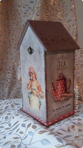 Чайные домики и немного мини досочек фото 2
