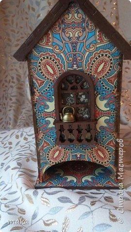 Чайные домики и немного мини досочек фото 3