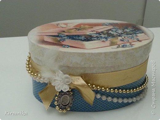 Коробочка  в подарок  :) фото 1