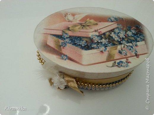 Коробочка  в подарок  :) фото 3