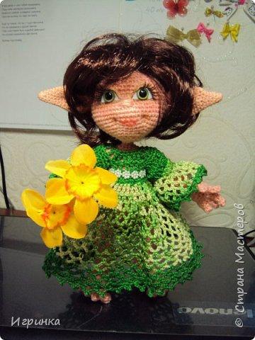 Здравствуйте! Представляю своих новых куколок (ну люблю я кукол). фото 6