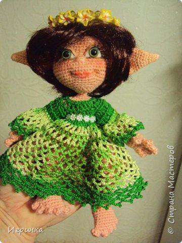 Здравствуйте! Представляю своих новых куколок (ну люблю я кукол). фото 7