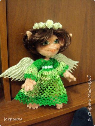 Здравствуйте! Представляю своих новых куколок (ну люблю я кукол). фото 9