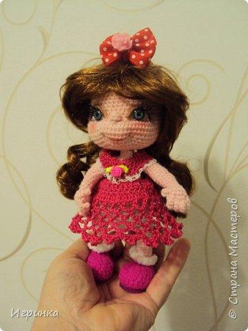 Здравствуйте! Представляю своих новых куколок (ну люблю я кукол). фото 3