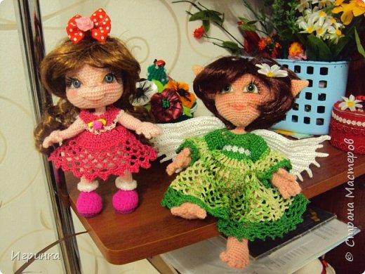 Здравствуйте! Представляю своих новых куколок (ну люблю я кукол). фото 1