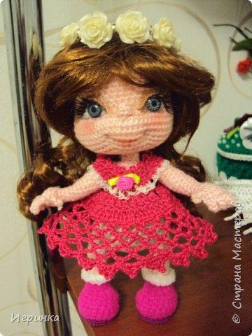 Здравствуйте! Представляю своих новых куколок (ну люблю я кукол). фото 2