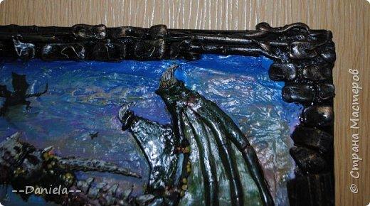 В общем, помощь одного друга с эскизом дракончика помогла создать подарок другому другу на день рождения:) Ему понравилось, сама результатом довольна, да и соавтору, который не осознает, какой внес вклад, тоже вроде бы нравится... фото 7