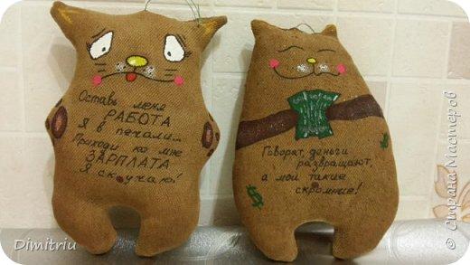 Вот такие красивые 5 кофейные игрушки были подарены на 8 марта фото 2