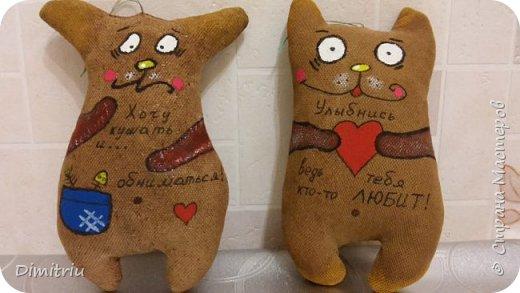 Вот такие красивые 5 кофейные игрушки были подарены на 8 марта фото 3