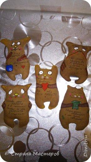 Вот такие красивые 5 кофейные игрушки были подарены на 8 марта фото 1