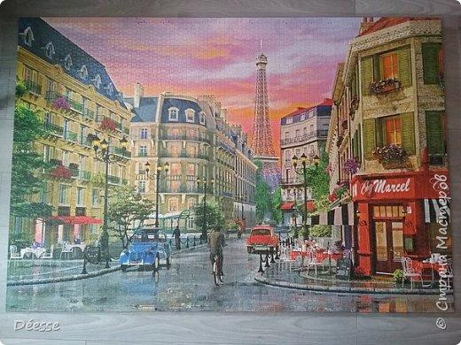 Educa Rio de Paris 5 тысяч деталей