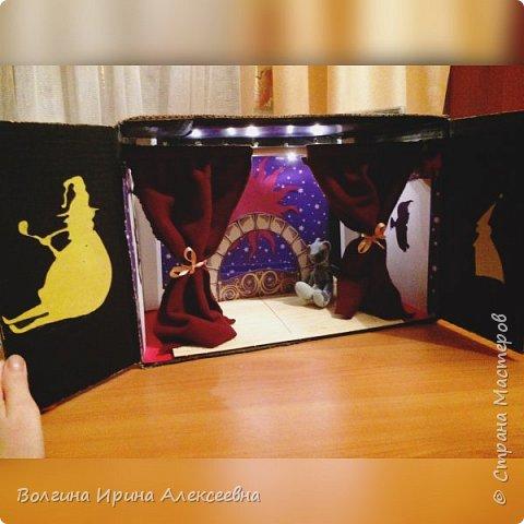 Театр из коробки  фото 3