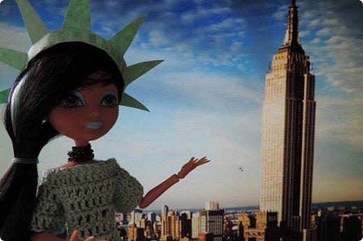 """Та-дам!!! У нас новое путешествие! Моей Мяте стало скучно и она решила отправиться в Нью-Йорк, один из крупнейших городов США, чтобы так сказать """"освежиться"""":D)) Ну, вообще это работа на конкурс... Но, ладно не буду вас больше мучать, дальше будет говорить Минт(т.е. Мята по-русски).  ___________________________________________________________________________________________________________  - Итак, Сегодня мы с Sea покажем вам Нью-йорк! Let`s Go! фото 6"""