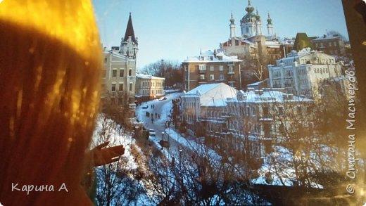 "Привет Девчонки! Это я!!! Я решила поучаствовать в конкурсе Alyona The Monster ""Мировой Тур""! И сейчас Фианна... В Киеве! ------------------------------------------- Фіанна -Всім привіт! Сьогодні я проведу екскурсію по моїй Батьківщині , Україні ! Це Батьківщина Мати! (Переводчик: Всем Привет! Сегодня я проведу экскурсию по моей Родине, Украине! Это Родина Мать!)    фото 5"