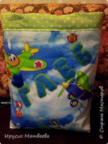 Сегодня я представлю вам корзину для детских нужностей.. Размеры:высота 33см,длина 24см,ширина 12см. фото 1