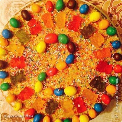 Тортик на двухлетие моего сыночка)