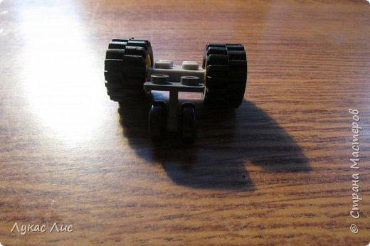 Для постройки мини мотоцикла нам понадобятся следующие детали !!!  фото 3