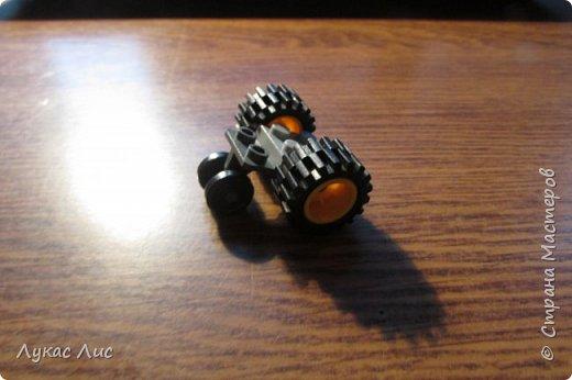 Для постройки мини мотоцикла нам понадобятся следующие детали !!!  фото 4