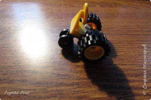 Для постройки мини мотоцикла нам понадобятся следующие детали !!!  фото 6