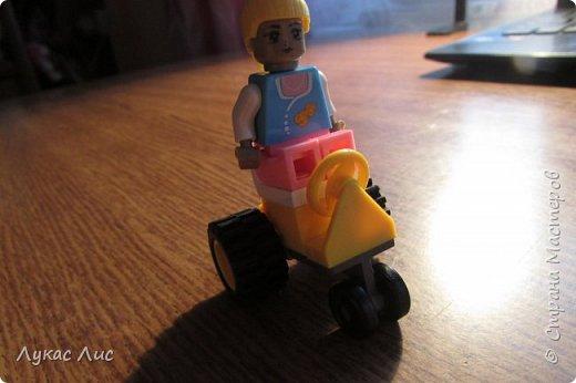 Для постройки мини мотоцикла нам понадобятся следующие детали !!!  фото 11