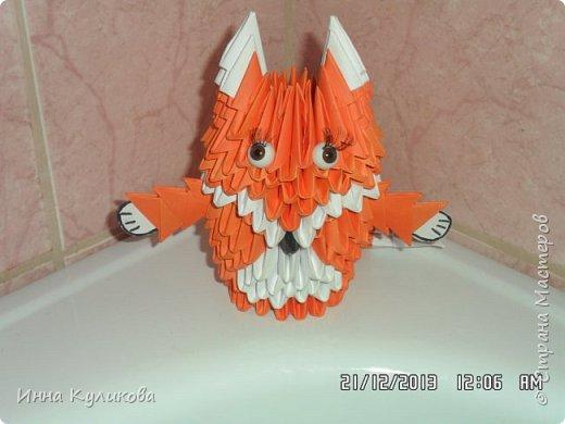 Чудо модульное оригами фото 4