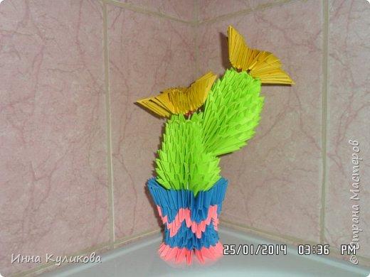 Чудо модульное оригами фото 8
