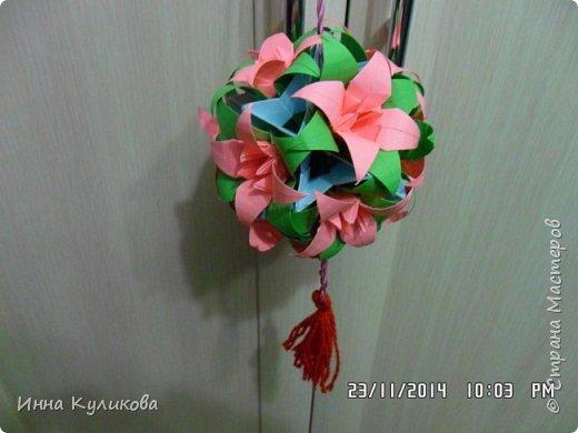 Чудо модульное оригами фото 11