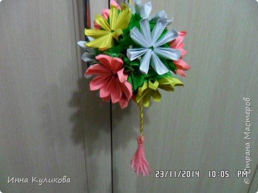 Чудо модульное оригами фото 13