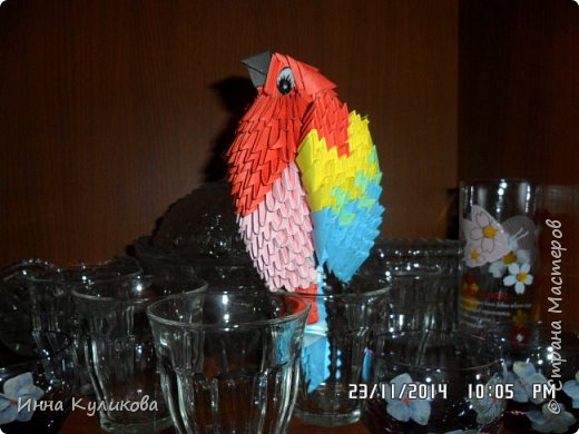 Чудо модульное оригами фото 14