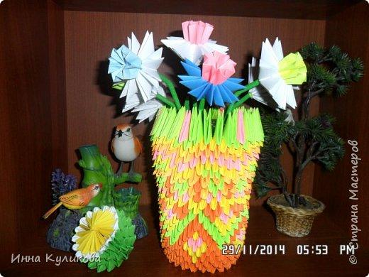 Чудо модульное оригами фото 15