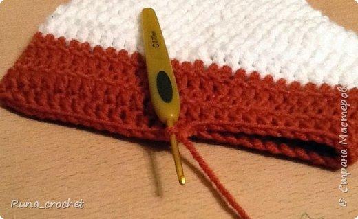 шарф-лиса фото 12