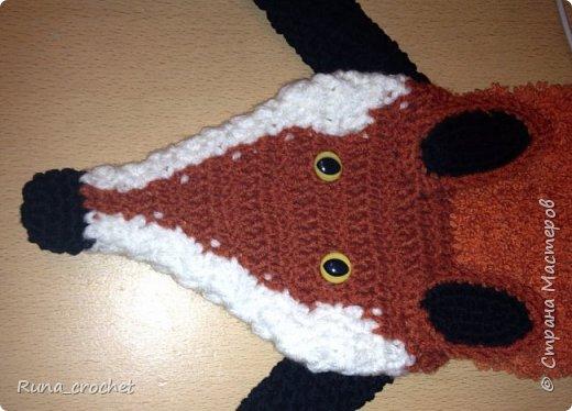 шарф-лиса фото 18