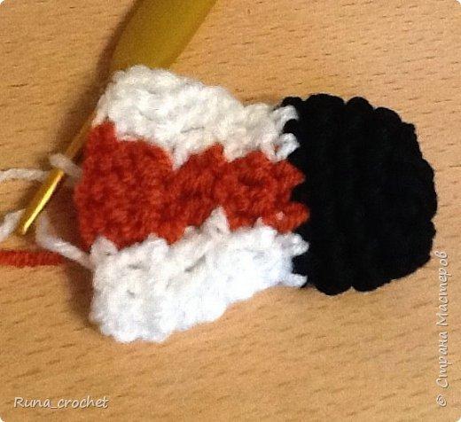 шарф-лиса фото 4