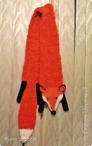 шарф-лиса фото 21