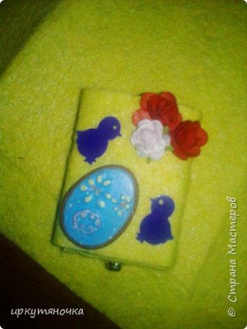Вот такой коробочек получился у меня для игры http://stranamasterov.ru/user/305023